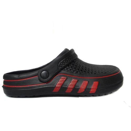9531443cc991 ... Un-Branded Crocs Work Clogs Sandals and floaters Anti Slip Crocs Black  Crocs For Men ...