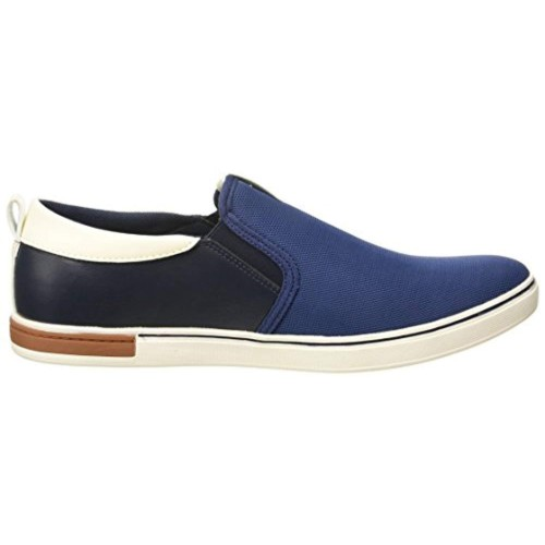 Flying Machine Blue Men's Loafers