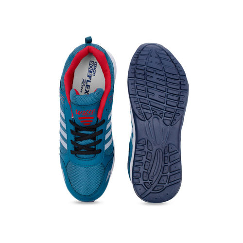 ASIAN Men Blue Running Shoes