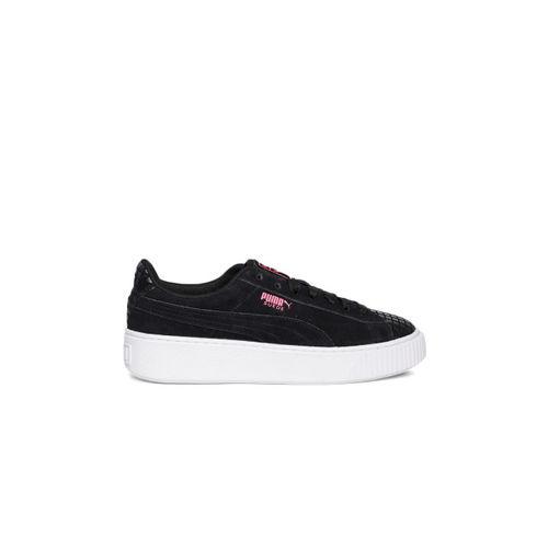 d5036e869c3 Buy Puma Women Suede Platform Street 2 Sneakers online
