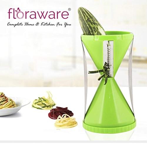 Floraware Green Vegetable Spiral Slicer