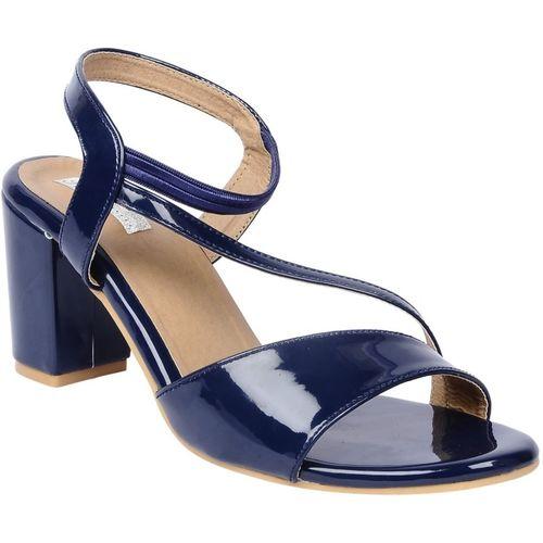 Feel It Women Blue Heels