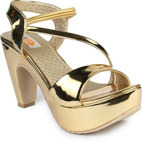 Digni Women Golden Heels