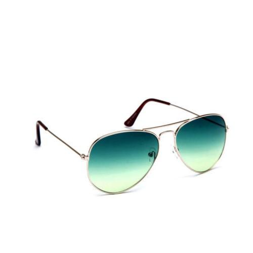 Derry Blue UV Protection Aviator Men Sunglasses