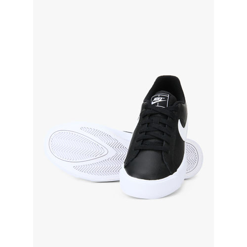 Nike Wmns Court Royale Ac Black Sneakers