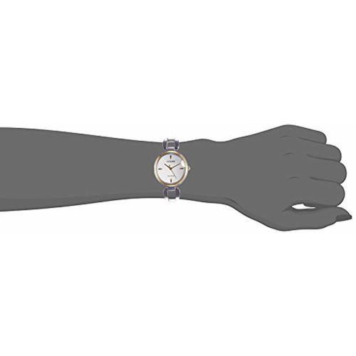 Citizen Analog White Dial Women's Watch-EM0424-88A