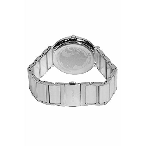 BERING Ceramic Analog White Dial Women's Watch-11435-754