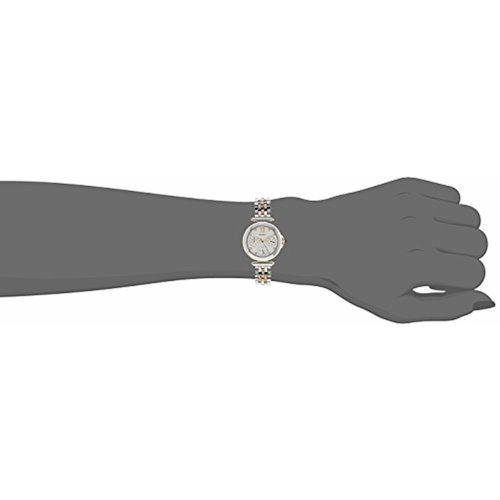 Seiko Analog White Dial Women's Watch-SKY700P1