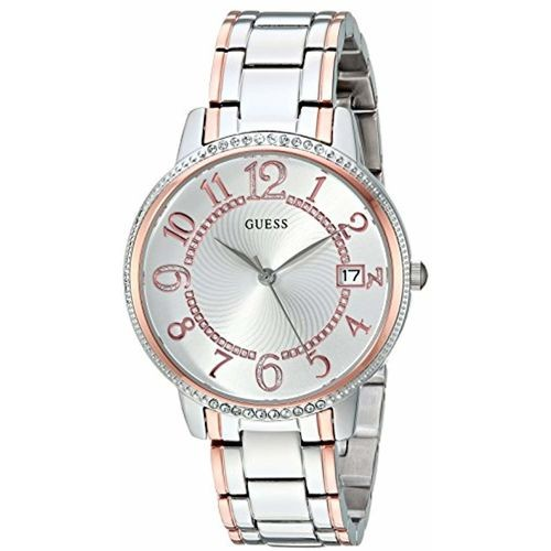 GUESS  Quartz Stainless Steel Casual Watch (Model: U0929L3)