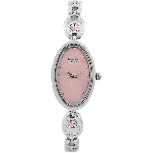 Titan 2527SM02 Raga Watch - For Women
