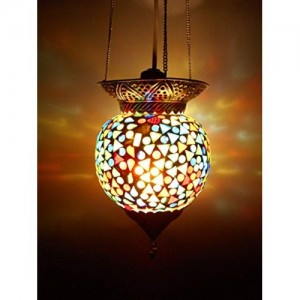 Susajjit Multicolor Charming Hanging Lamp