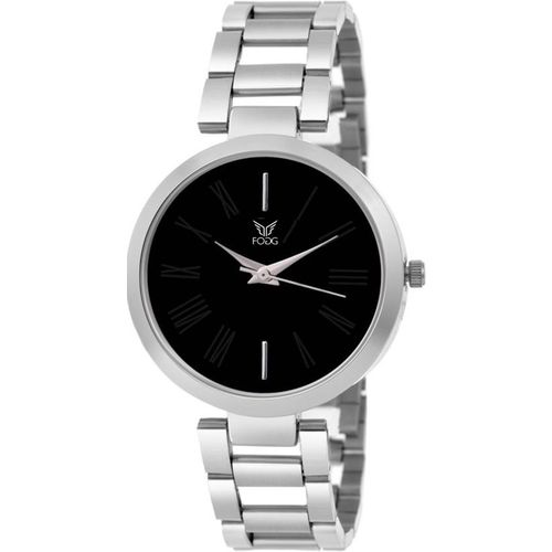 Fogg Elegant Watch For Women 4049-BK