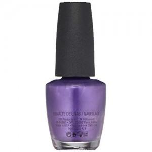 O.P.I Nail Lacquer, Purple with a Purpose, 15ml