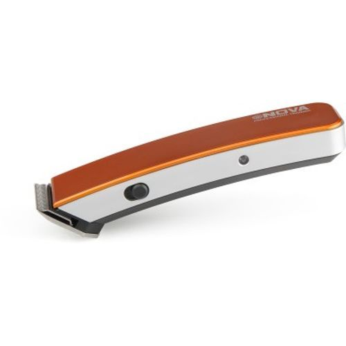 Nova NHT 1045 Cordless Trimmer (Orange)