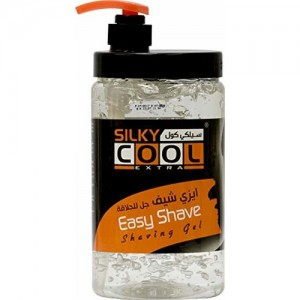 SILKY COOL Silky Cool Shaving Gel 1000 Ml Jar Pump - Normal