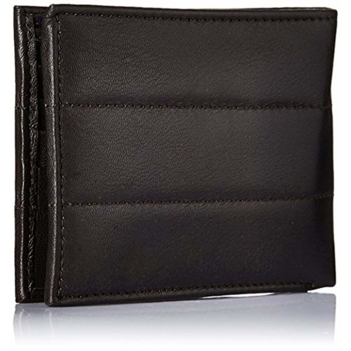 Tommy Hilfiger Armada Brown Leather Wallet
