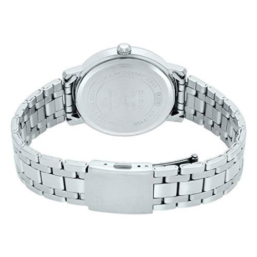 Casio Enticer Analog White Dial Men's Watch
