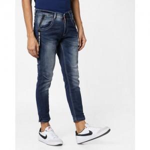 SPYKAR Skinny Jeans with Zipper Detail