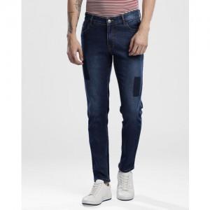 Hubberholme Mid-Rise Slim Jeans
