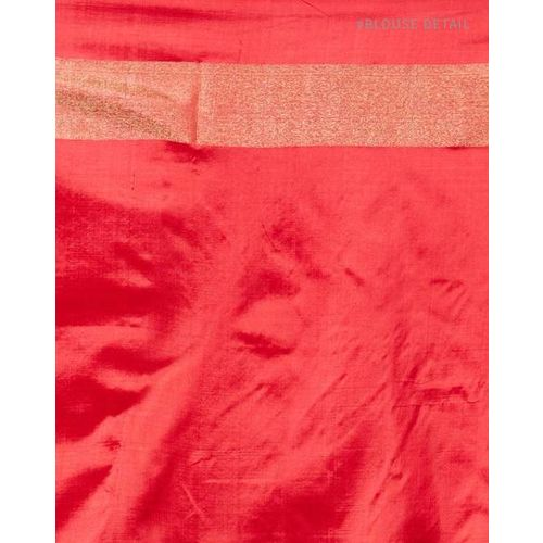Indie Picks Handloom Pochampally Ikat Patola Pure Silk Saree
