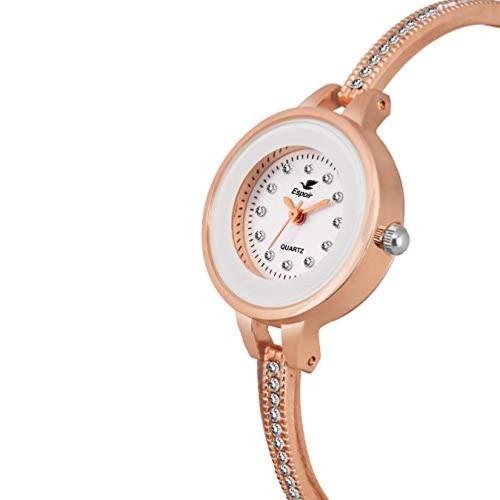 Espoir Analog Rose Gold Dial Women's Watch - Betty0507
