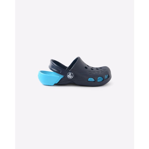 CROCS Slingback Clogs with Cut-Outs