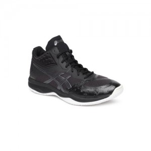 ASICS Men Black NETBURNER BALLISTIC FF MT Volleyball Shoes