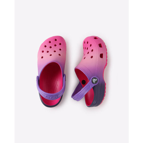 CROCS Sling-Back Sandals with Cut-Outs