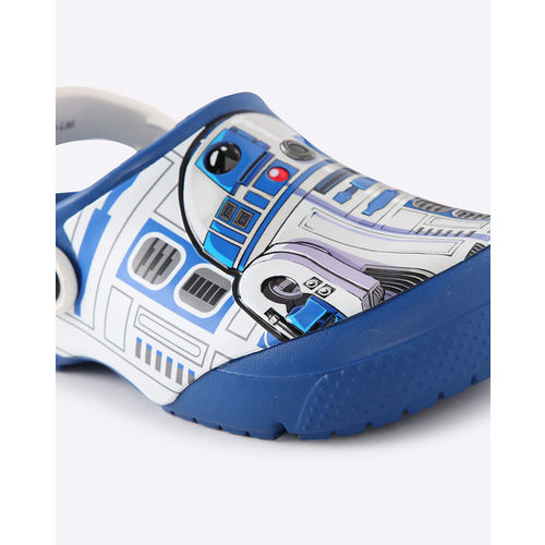 CROCS Printed Sling-Back Clogs