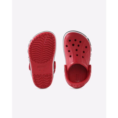 CROCS Bayaband K Clogs with Cutouts