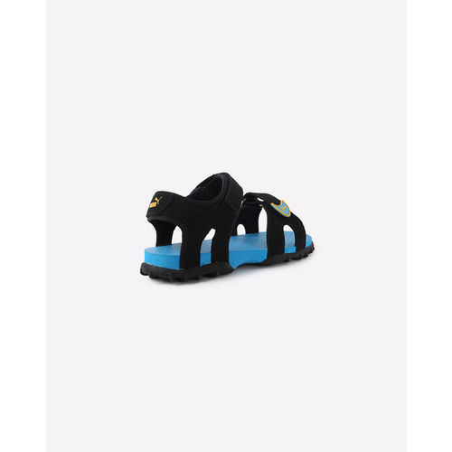 Puma Strappy Sandals with Velcro Fastening