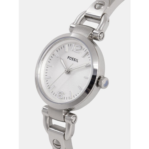 Fossil Women Silver-Toned Analogue Watch ES3083_OR
