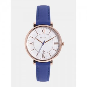 Fossil Women White Analogue Watch ES3795I_OR