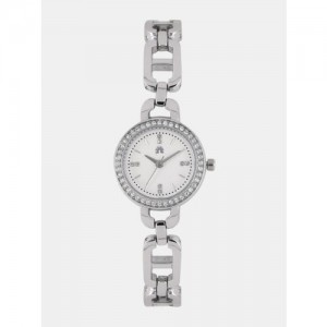 Anouk DressBerry Women White Embellished Analogue Watch MFB-PN-WTH-Ak0018L