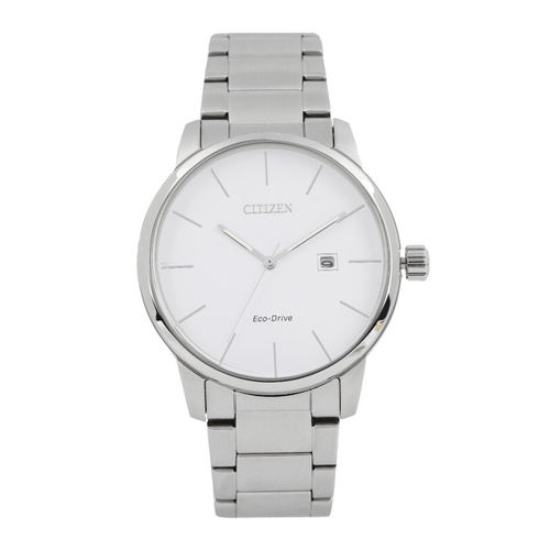 Citizen Unisex White Analogue Watch