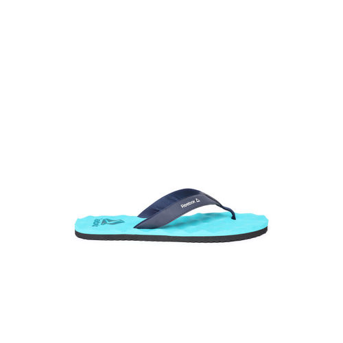 fd2825941 Buy Reebok Women Blue Solid Thong Flip-Flops online