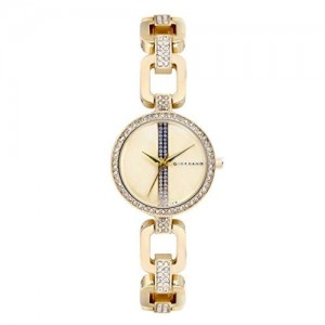 Giordano Analog Gold Dial Women's Watch-A2092-33