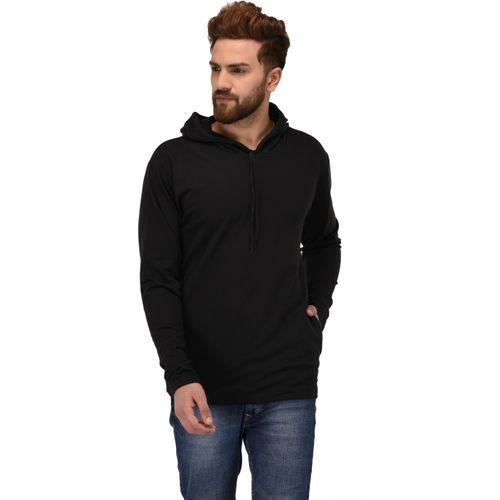 Gag Full Sleeve Solid Men & Women Sweatshirt