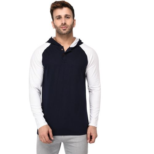 GRAND STITCH Full Sleeve Solid Men's Sweatshirt