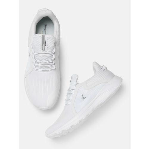 Hrithik Roshan Men White Running Shoes