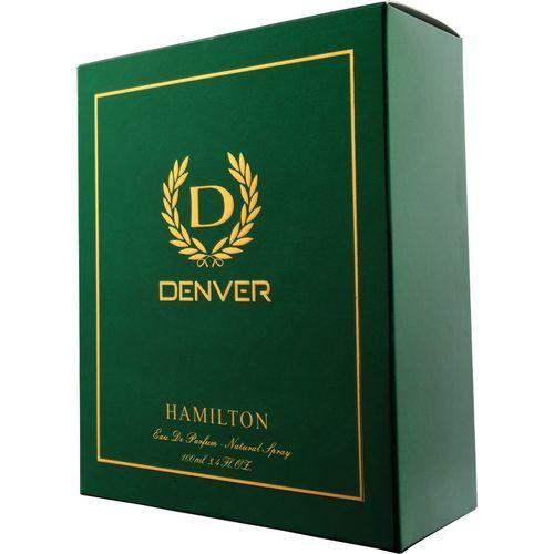 Denver Denver_ Perfume Hamilton 100 Ml Eau de Parfum - For Men Perfume Body Spray - For Men(100 ml)