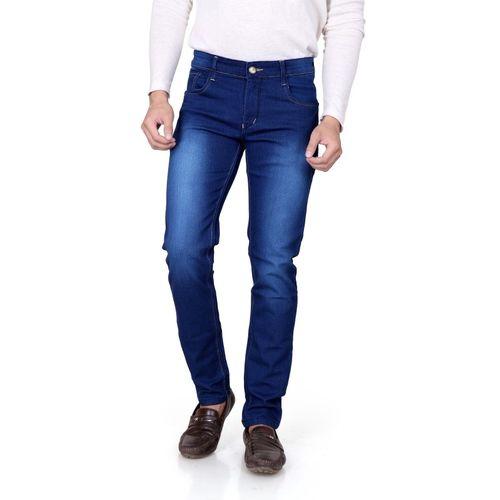 FabTag - Ragzo Slim Men Dark Blue Jeans