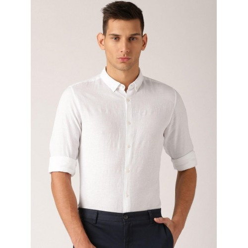 5c8b0a0fe96 Buy Raymond Off White Solid Slim Fit Formal Shirt Online - 5770758 - Jabong  ETHER White Formal Shirt  ETHER White Formal Shirt .