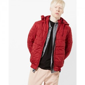 Fort Collins Hooded Quilted Jacket