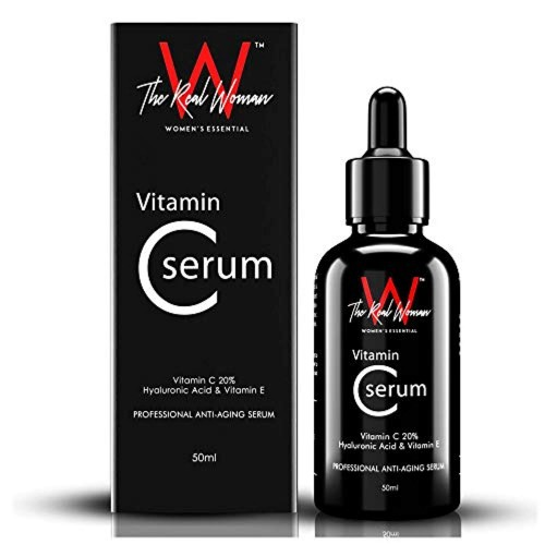 THE REAL WOMAN Professional Anti-Aging Vitamin Serum 50ml