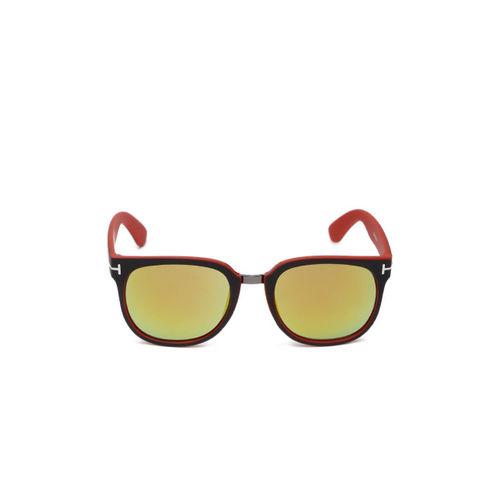 Mast & Harbour Unisex Wayfarer Sunglasses SUN04994