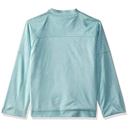 Gini & Jony Sky Blue Cotton Jacket
