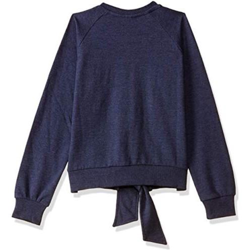 Cherokee by Unlimited Blue Regular Fit Sweatshirt (273796016_Blue-Mel_11Y Fs)