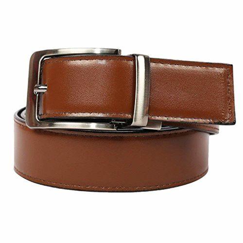 Kesari Kaezri Men's Pu Leather Reversible Belt | Black/Brown |(1 year Guarantee)-belts for men formal branded-belt for men casual-belt for men formal-gifts for