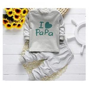 Bold N Elegant Boy Full Length Set Tshirt Pant for Small Baby Kids